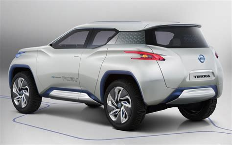 nissan terra crossover concept  cars reviews