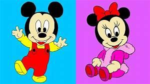 Minni Und Micky Maus : disney 39 s baby mickey minnie mouse coloring for children ~ A.2002-acura-tl-radio.info Haus und Dekorationen