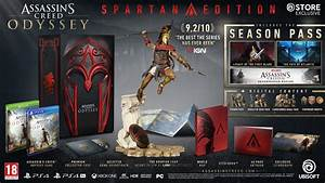 Assassin's Creed Odyssey Spartan Edition · UBISOFT