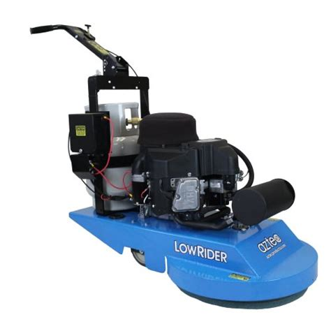 Propane Floor Buffer Burnisher by Aztec Low Rider 21 Quot Propane Buffer Burnisher Az07021lr
