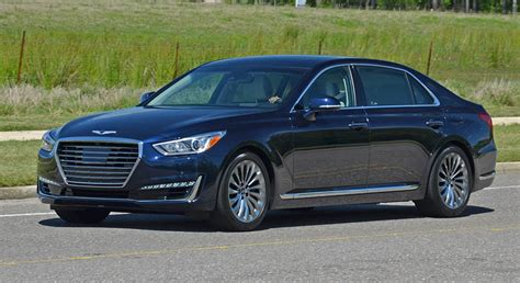 2018 Genesis G90 Rwd 50 V8 Ultimate Review & Test Drive