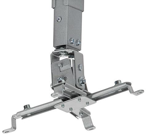 ceiling projector mount retractable vaulted ceiling projector mount adjustable steel bracket