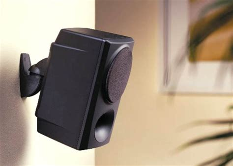 top  speaker wall mounts  home audio installation