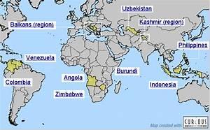 CNN.com - Global Conflict Map