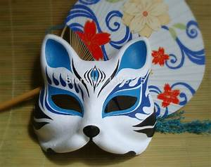 traditional japanese kitsune mask - Google Search ...