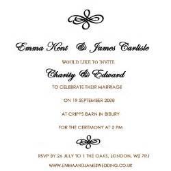 how to write wedding invitations wedding invitation wording etiquette