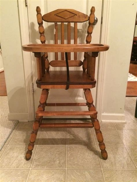 Lind High Chair Craigslist by 17 Best Ideas About Vintage High Chairs On