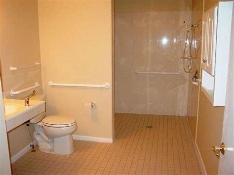 Handicap Bathroom Design For The House Bathroom