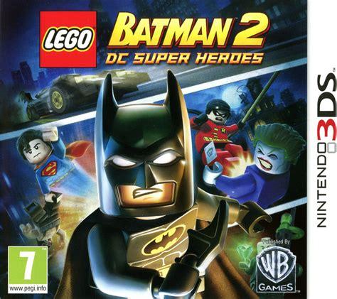 lego batman  dc super heroes sur nintendo ds