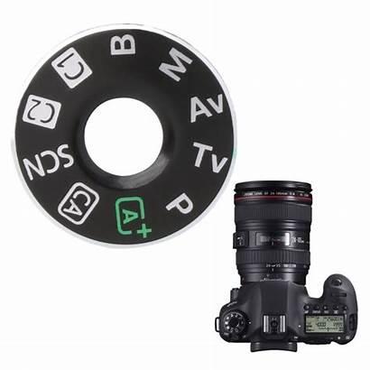 Dial Camera Canon Mode Button Repair 6d