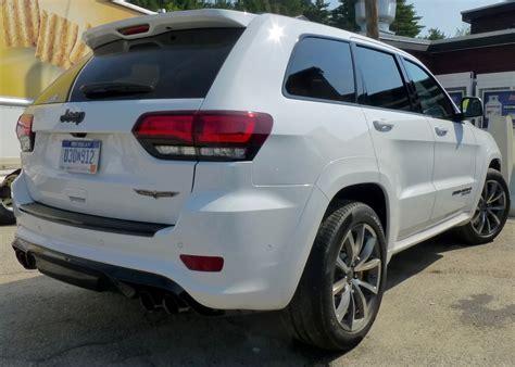 trackhawk jeep white new car picks