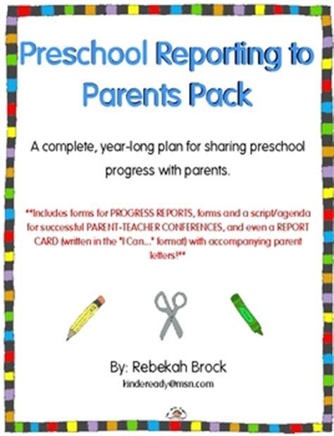 preschool reporting to pare by rebekah brock teachers 564 | original 516448 1