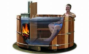 How to Build a Wood Fired Hot Tub - The Cover Guy