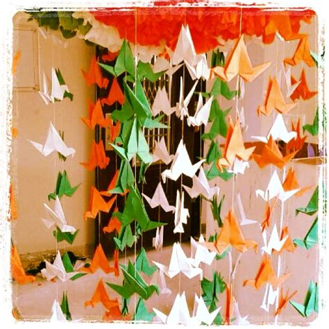 school decoration ideas  independence day