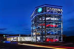 carvana vending machine gearing   jacksonville jax daily record financial news daily record jacksonville florida