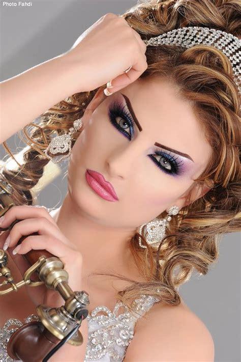 comment se maquiller pour  mariage marocain