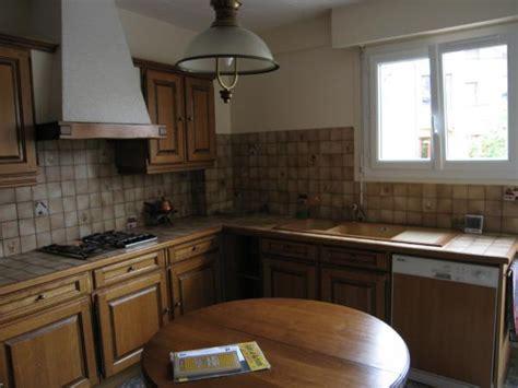 refaire les armoires de cuisine cuisine à refaire photo 3 5 15m les meubles sol d