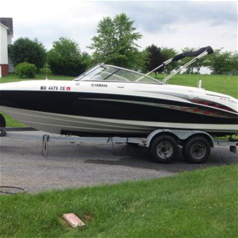 Yamaha Jet Boat High Output by Yamaha Sx230 High Output Jet Boat 2005 For Sale For