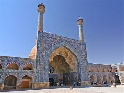 Mosque Isfahan Jameh Jame Iran