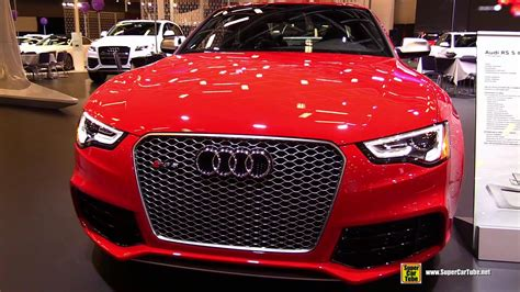 Audi S5 2018 Interior Rs5 Coup Exterior And Rs5 Coupe