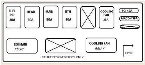 wiring diagram timor dohc skema kelistrikan mobil schematics maker ecu
