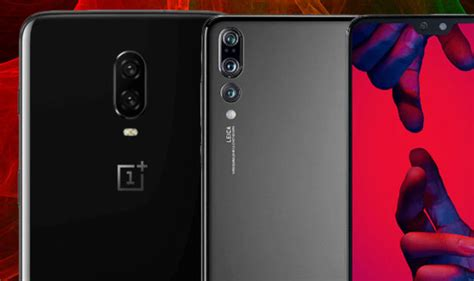 oneplus 6t could launch a challenge to the p20 pro