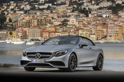 2017 Mercedes-benz S500 & S63 Amg Cabriolet Review