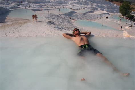 Pamukkale Natural Pools And Around Travel Report Top