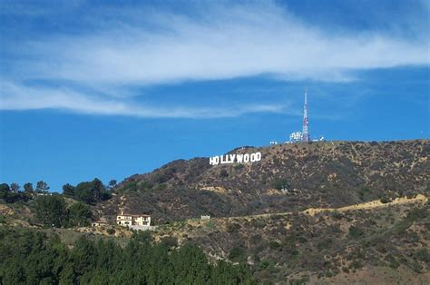 hollywood sign wallpapers wallpaper cave