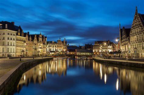 la belleza medieval de gante en belgica el souvenir