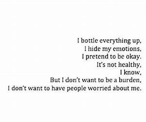 Depression Poems About Life Tumblr | www.pixshark.com ...