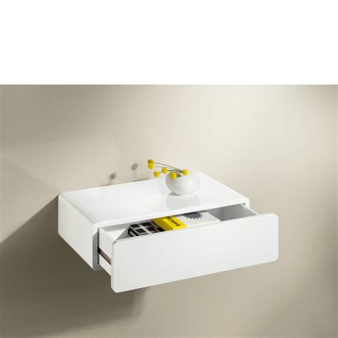 Cassy Drawer Floating Shelf 500x250x130mm Mastershelf