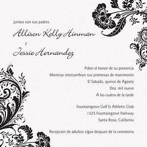 spanish wedding pinterest cheap wedding With wedding invitations phrases in spanish