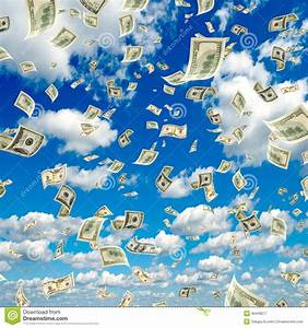 Money Falling From The Sky | www.pixshark.com - Images ...