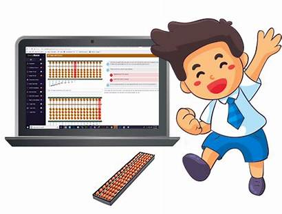 Abacus Portal Classes Animated Learning Practice Virtual