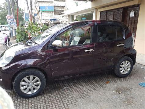 2012 Toyota Passo For Sale In Karachi