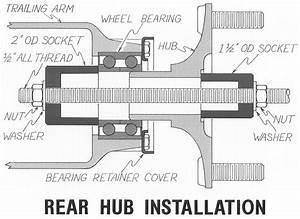 Car Front Axle Diagram