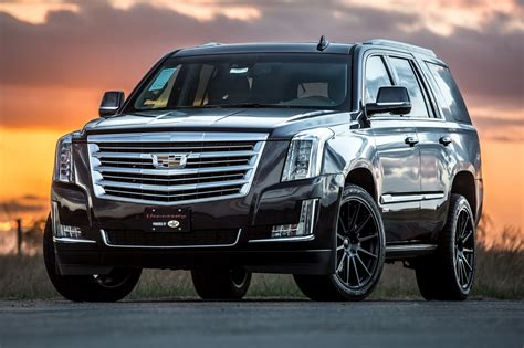 2015  2019 Cadillac Escalade  Hennessey Performance