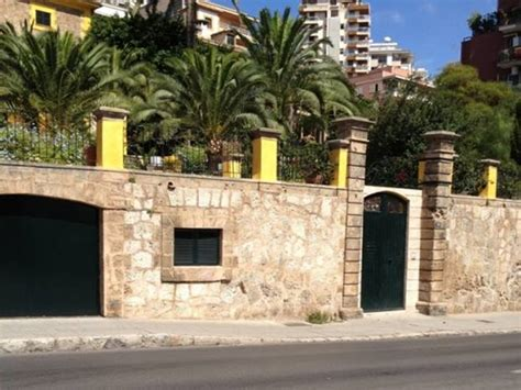 trend natural stone fence models   ideas