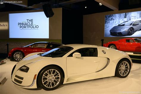 auction results  sales data   bugatti veyron