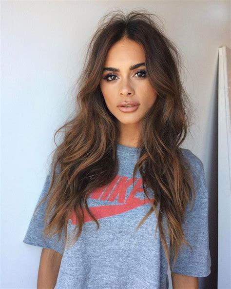 Photos Of Brown Hair by Best 25 Brown Hair Ideas On Beautiful