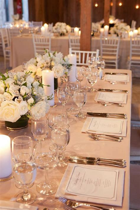 15 sophisticated wedding reception ideas reception and modern