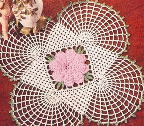 motif square vintage crochet pattern to make motif square