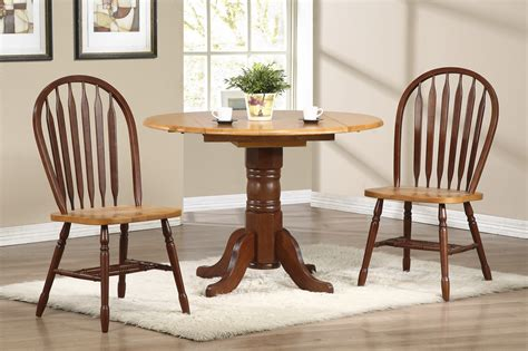 kitchen islands and carts furniture sunset trading 3pc 42 drop leaf dining set with