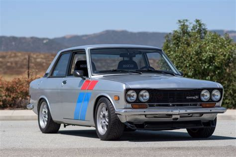 1972 Datsun 510 Sale by L20b Powered 1972 Datsun 510 5 Speed For Sale On Bat
