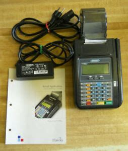 Get your complete guide to the new visa reason codes, including all the detailed information, chargeback time limits, and other important information you need. HYPERCOM T7 PLUS WITH ADAPTER CREDIT CARD MACHINE   eBay