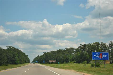 Interstate 10 East - Louisiana to Gulfport - AARoads ...