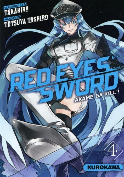 red eyes sword akame ga kill  volume