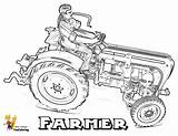 Tractor Coloring Farmer Tractors Farm Working Farmers John Sheets Dogs Earthy Yescoloring Deere Colorful Gritty Boys sketch template