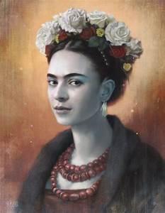 Frida Kahlo Kunstwerk : 512 besten frida kahlo mexico dia de los muertos bilder auf pinterest frida khalo mon cheri ~ Markanthonyermac.com Haus und Dekorationen